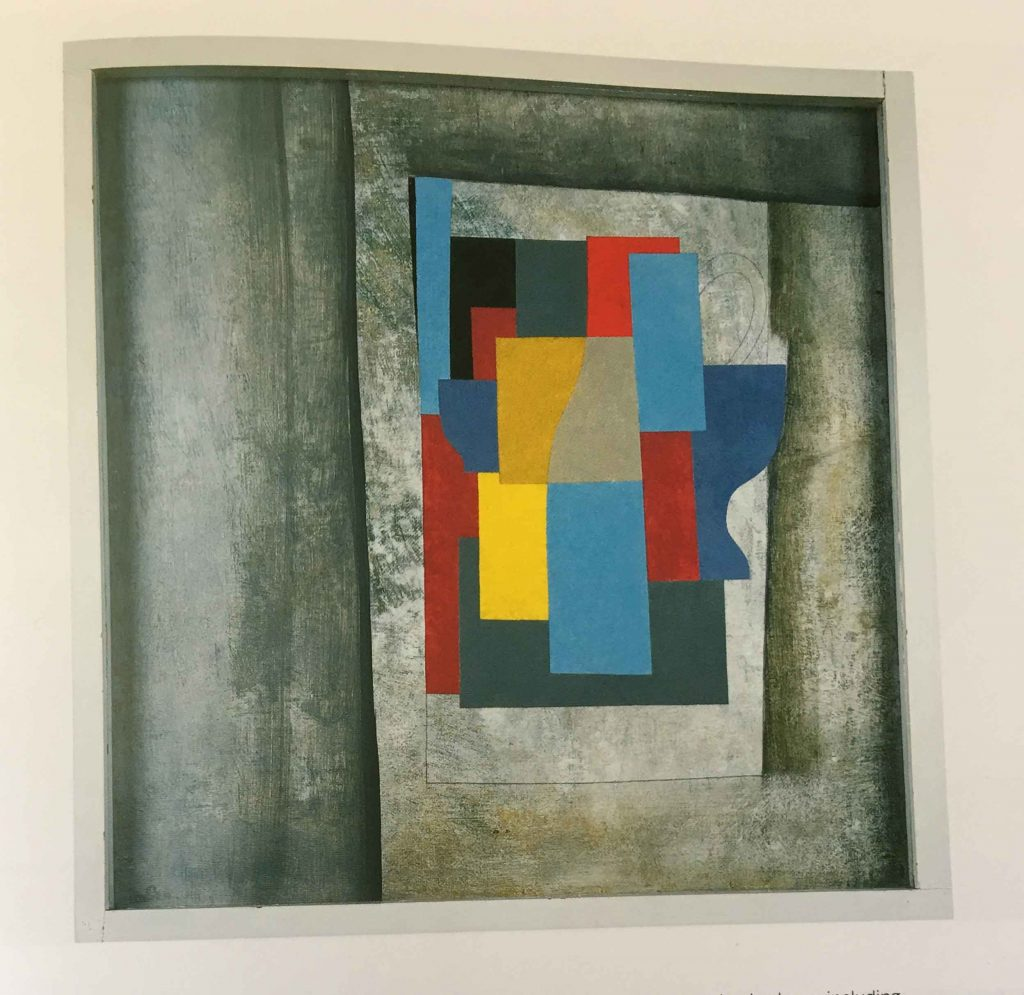 Still Life Cerulean by Ben Nicholson from the Pallant House Gallery Collection