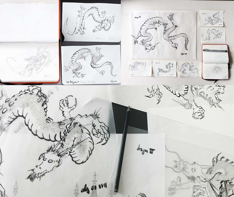 Chinoiserie Artwork